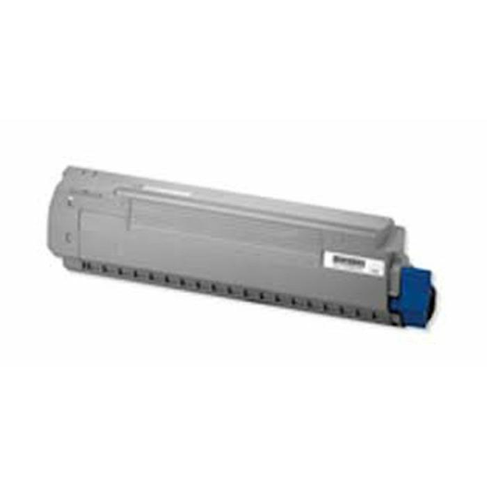 OKI 44844615 toner cartridge Laser cartridge 7300 pages Cyan