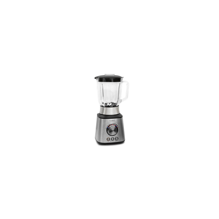 Caso Blender MX1000 Black/Stainless steel, 1000 W, Glass, 1.5 L, Ice crushing, 13000 - 16000 RPM