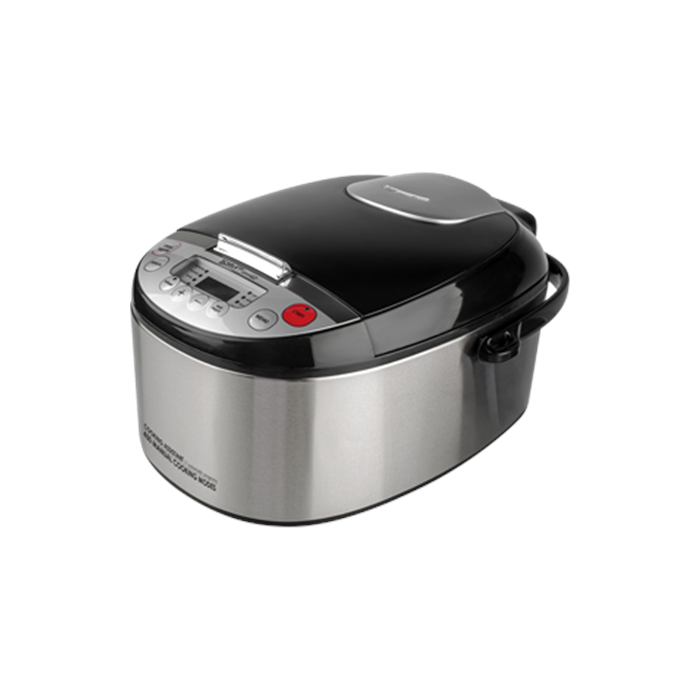 Scarlett Multicooker SL-MC411S02 Stainless steel/ black, 800 W, 11 automatic programs, 4 L