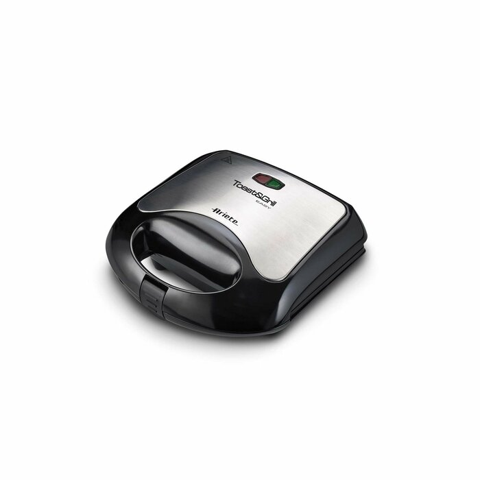 Ariete 1980 sandwich maker 750 W Black,Grey