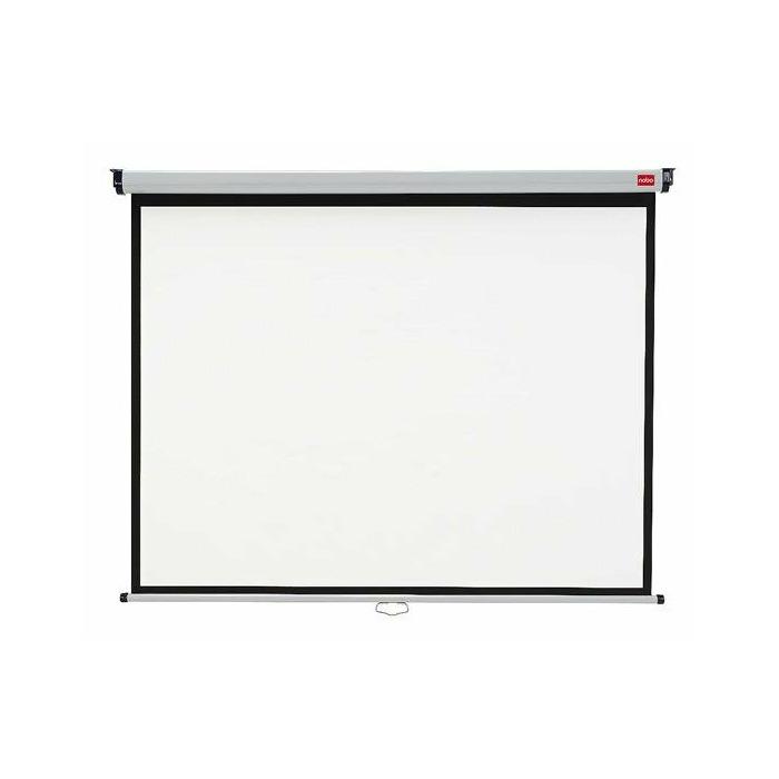 NOBO Manual wall screen (175x132,5cm, 4:3)