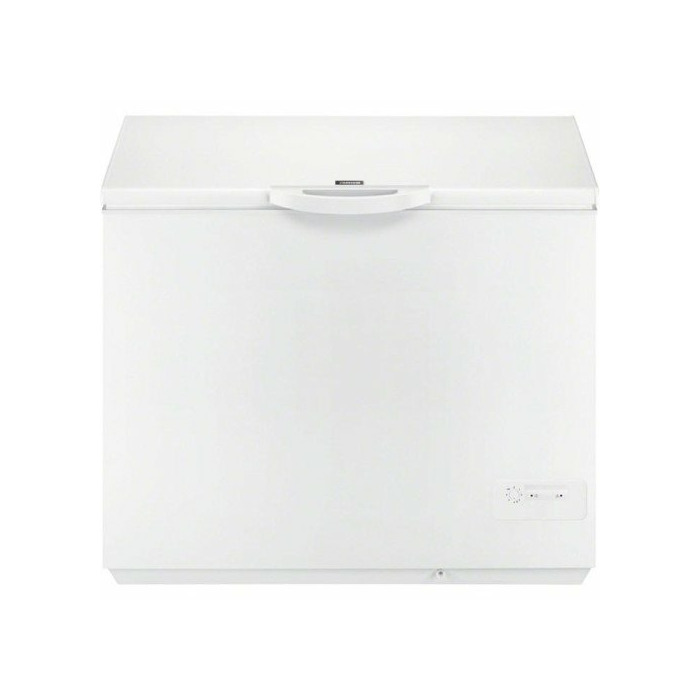 Zanussi ZFC31400WA freestanding Chest 300L A+ White
