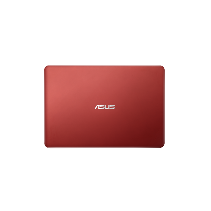 "Asus VivoBook E402SA Red, 14.0 "", HD, 1366 x 768 pixels, Gloss, Intel Celeron, N3060, 2 GB, DDR3-SDRAM, HDD 500 GB, 5400 RPM, Intel HD, Without ODD, Windows 10 Home, 802.11 b/g/n, Bluetooth version 4.0, Keyboard language English, Russian, Warranty 24 month(s), Battery warranty 12 month(s)"