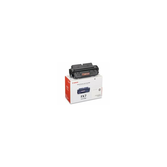 Canon FX-7 Black Toner Cartridge 4500 pages