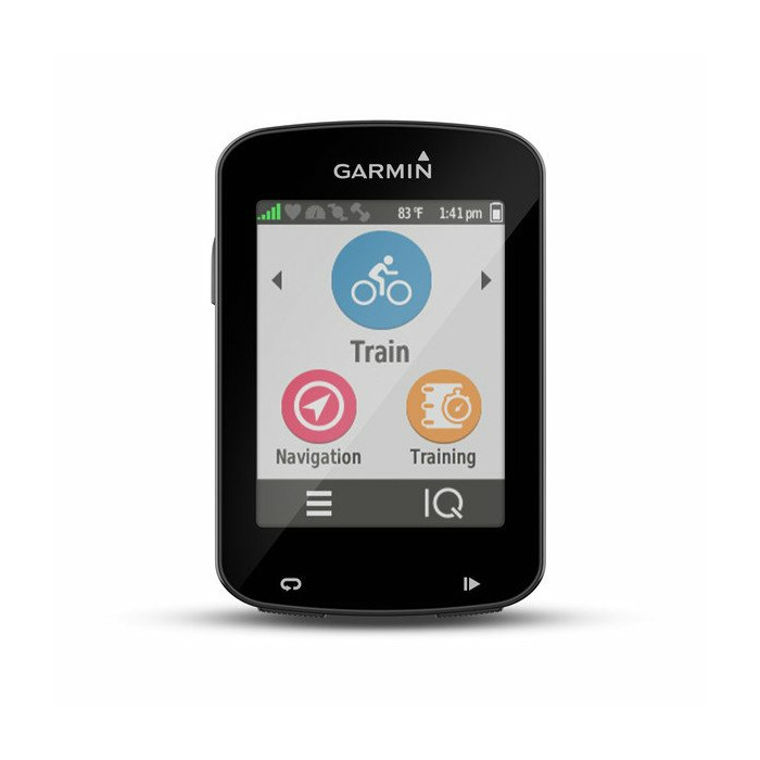 "Garmin Edge 820 Wireless bicycle computer Black 5.84 cm (2.3"")"