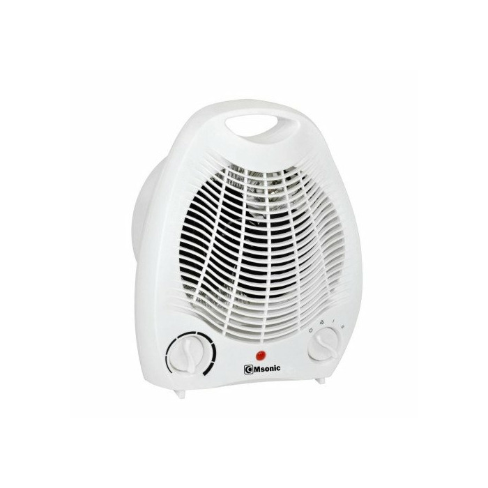 Fan Heater Msonic, hot/cold MFN6235W white