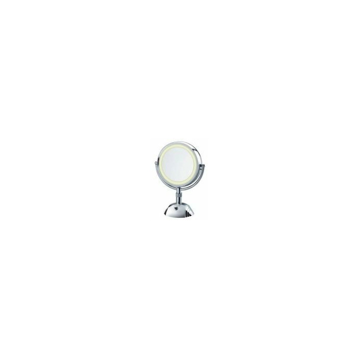 BaByliss 8438E Stainless steel makeup mirror