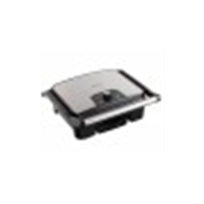 DomoClip Panini and press grill DOC165 Stainless steel/Black, 2000 W, 32 x 32 cm