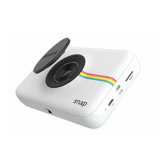 Polaroid Snap White instant print camera