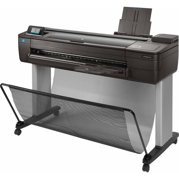 HP Designjet T730 36-in large format printer Colour 2400 x 1200 DPI Thermal inkjet A0 (841 x 1189 mm) Wi-Fi