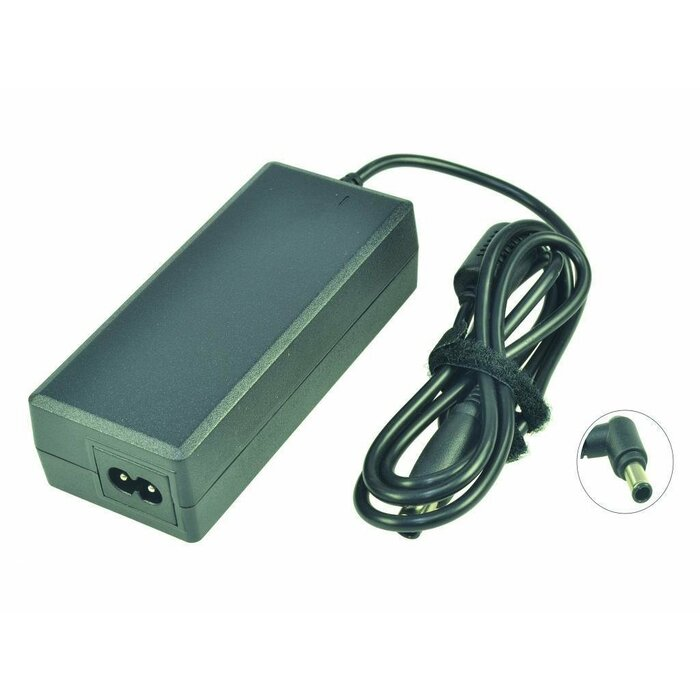 2-Power AC Adapter 18-20v 90W inc. mains cable power adapter/inverter