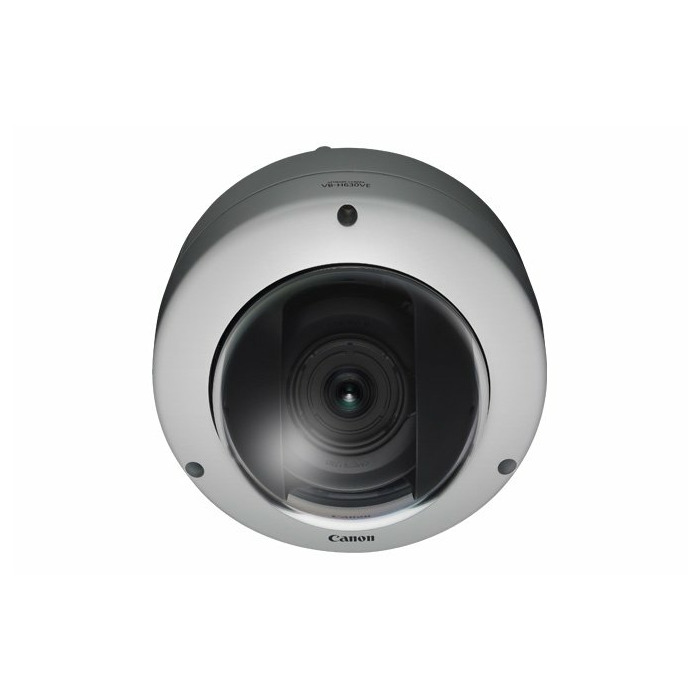 New Drivers: Canon VB-H630VE Network Camera