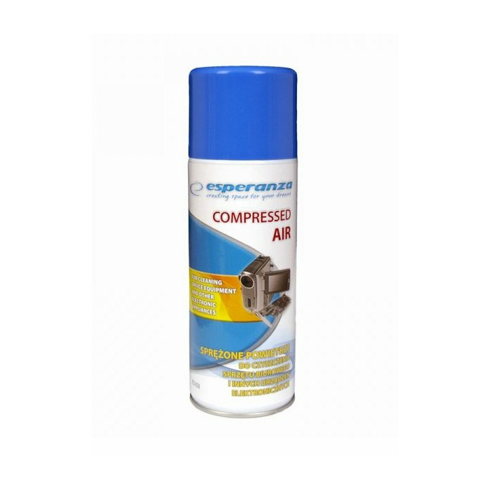 Esperanza ES103 400ml compressed air duster