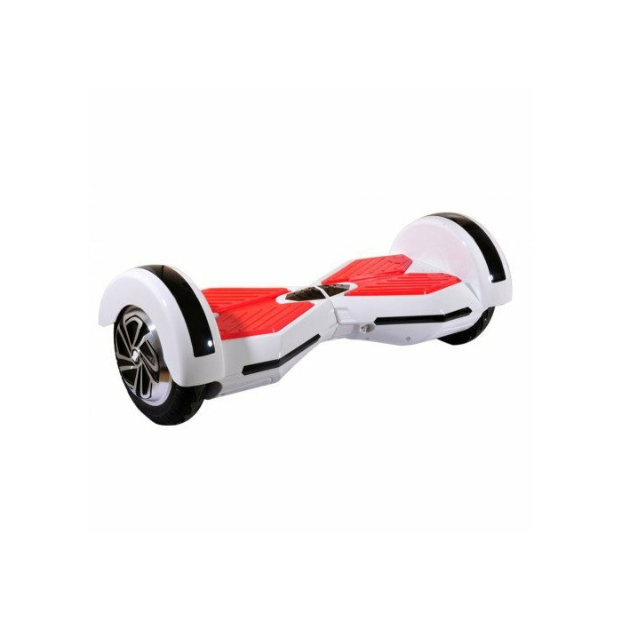Evelatus eBoard M03 Music (Hoverboard, Segway, Scooter) white / red