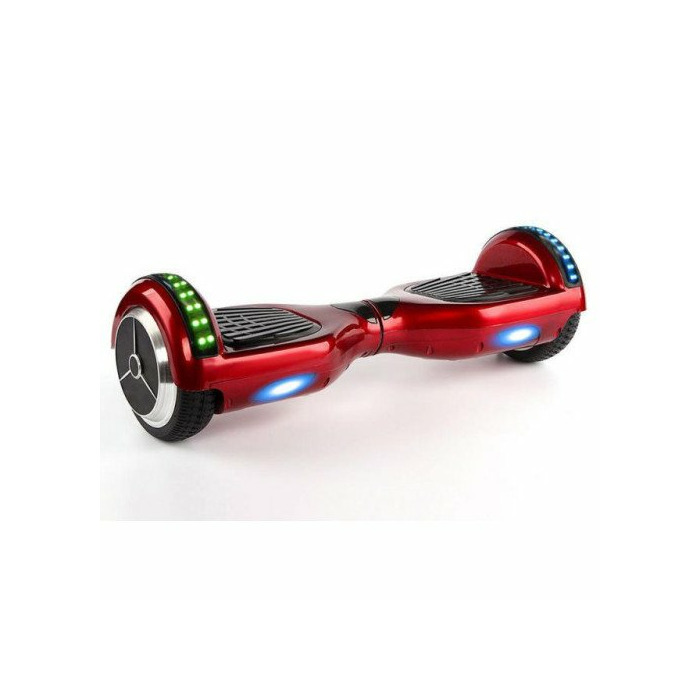eBoard Classic Plus M05 (Hoverboard, Segway, Scooter, giroskuteris)  red