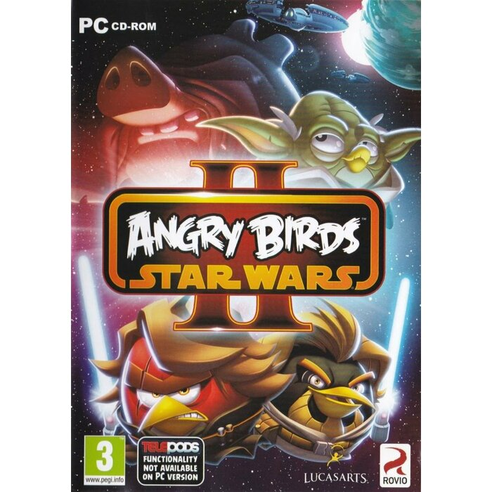 PC Angry Birds: Star Wars 2