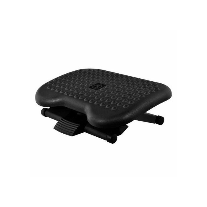 Desq non slip footrest, 3 positions, 0-45 degrees tilt