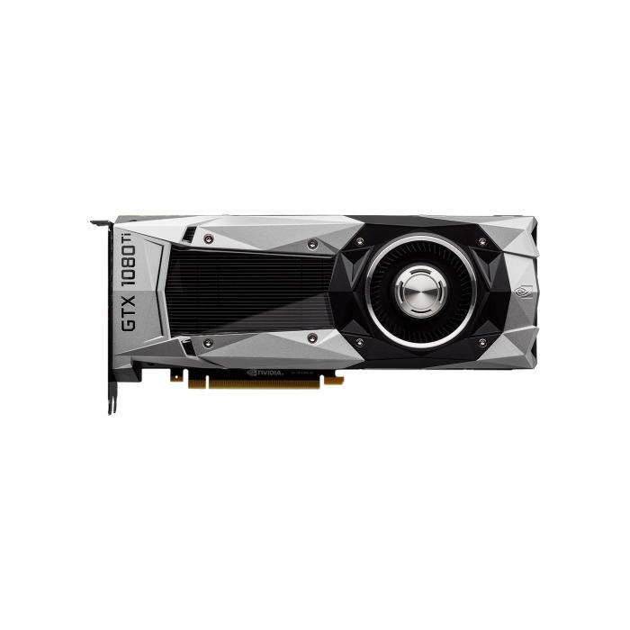MSI GeForce GTX 1080 Ti Founders Edition, 11gb, Display Port, HDMI