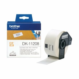 Brother Large Address Labels label-making tape