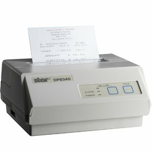 Star Micronics DP8340FD dot matrix printer 406 x 203 DPI