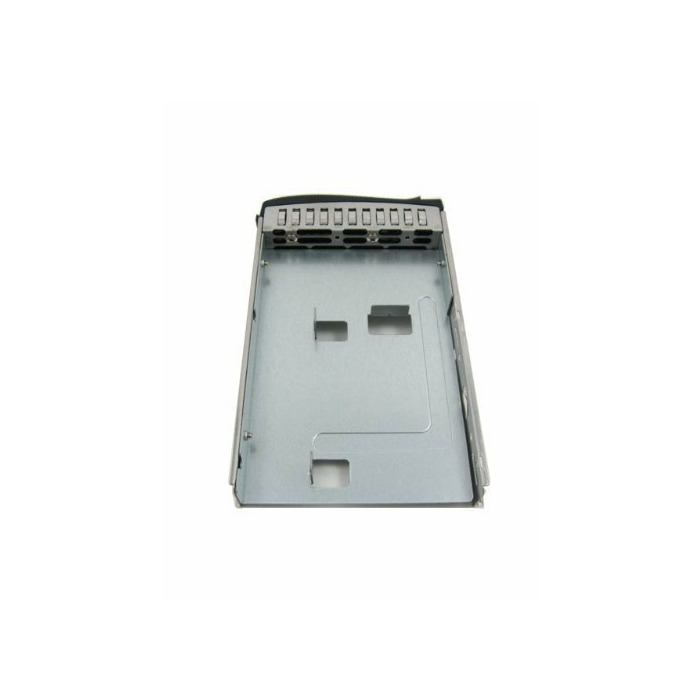 "Supermicro MCP-220-00043-0N 3.5"" Bezel panel Silver drive bay panel"