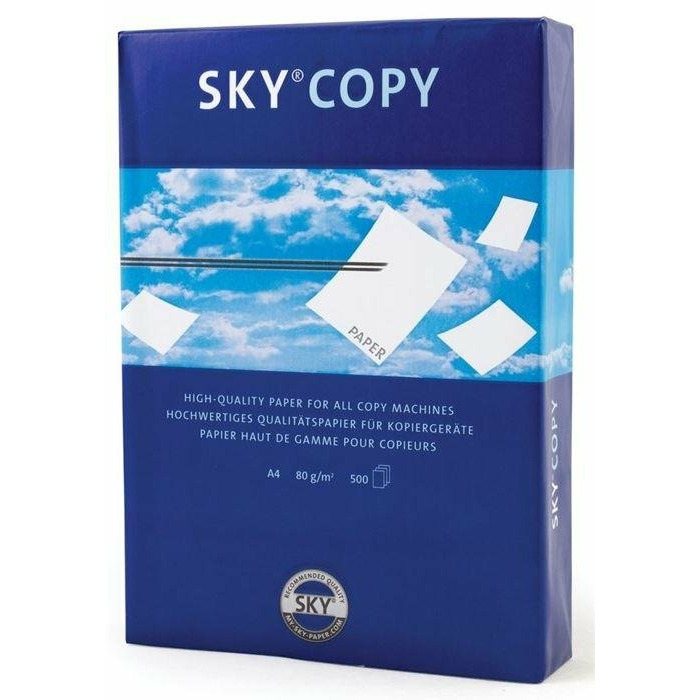 Papīrs SKY COPY Volume A4, 80g, 500lp, C-klass