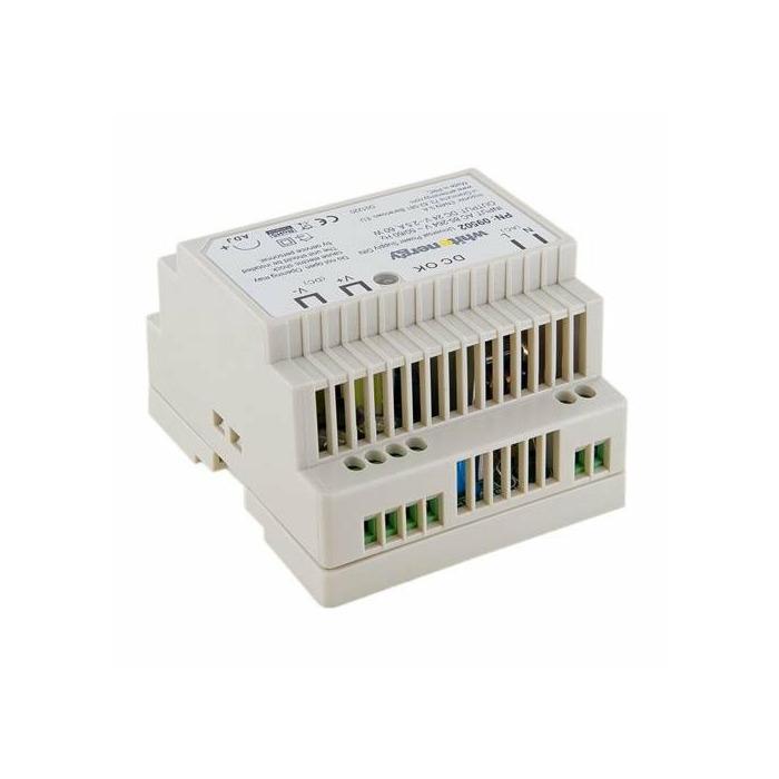 Whitenergy Universal power supply DIN 60W/ DC 24V/ 2,5A /AC 85-264V