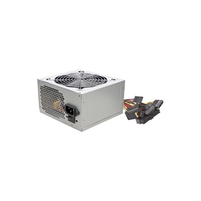 Linkworld PSU, 420W, silent 120mm fan,  2xIDE+3xSATA; TC, ROHS, bulk ATX 420 W