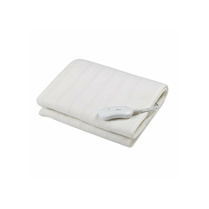 Esperanza EHB002 Electric Blanket 150x80 cm SATIN White