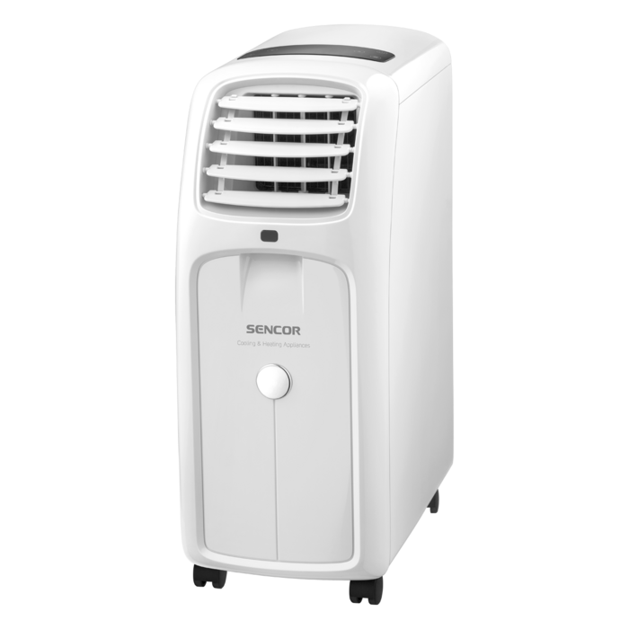 Portable Air Conditioner Sencor SACMT9012CH (remote control, cooling, heating, dehumidification, independent fan)
