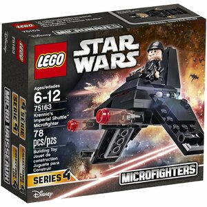 Lego Star Wars 75163 Krennics Imperial Shuttle Microfighter