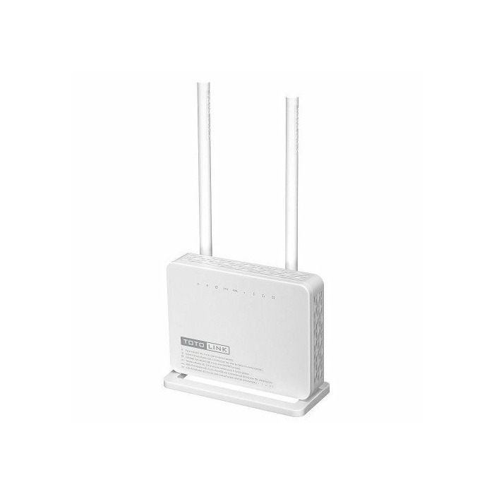 TOTOLINK ND300 ADSL2/2+ Wireless Router 300Mbps 2.4GHz 802.11b/g/n, 2x 5dBi ant.