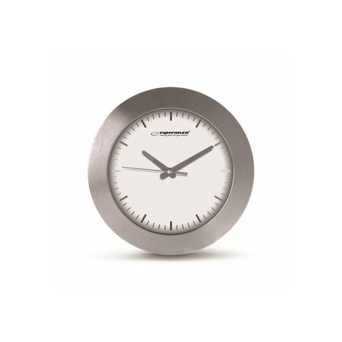 Esperanza EHC011W WALL CLOCK -  HOUSTON - WHITE