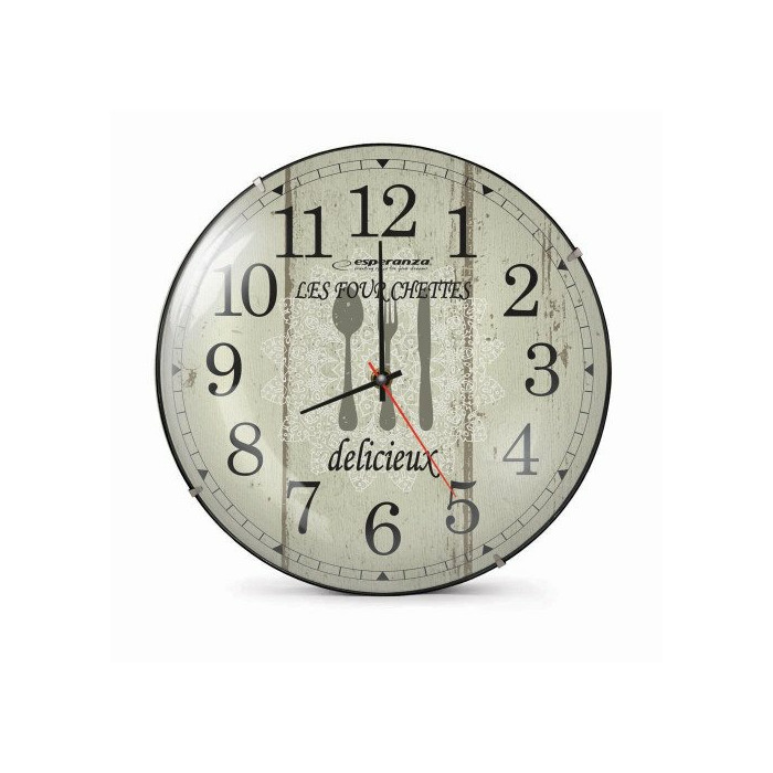 Esperanza EHC018P WALL CLOCK - PARIS