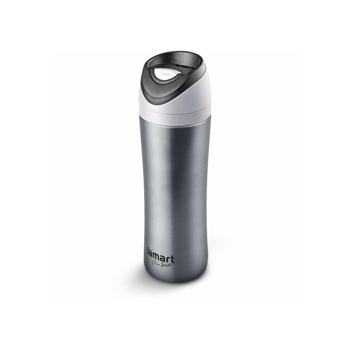 Thermal cup Lamart LT4015 | silver