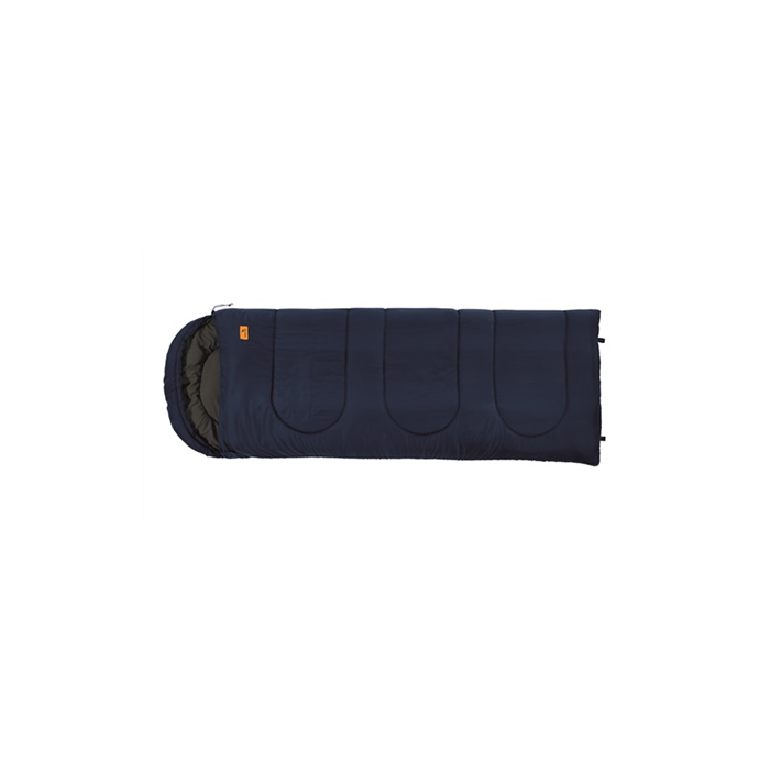 Easy Camp Moon, Sleeping bag, Body length: 195 cm, Construction: Single layer. Seasons: 2-3, Two-way open-end, L-shaped
