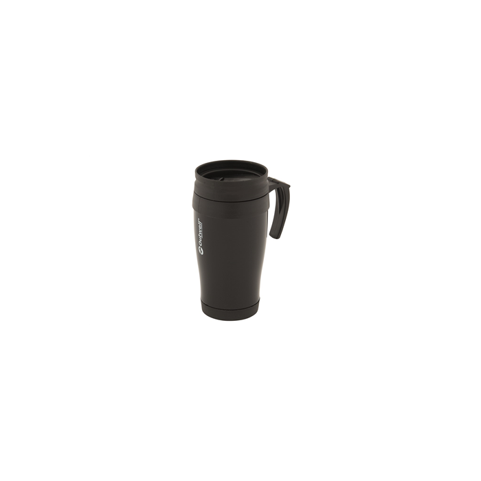 Outwell Vacuum Mug  Altai 400 ml, Unbreakable, Black