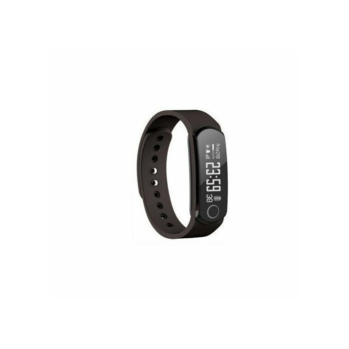 SMARTBAND Q-BAND EX/Q-66 BLACK MOBILE ACTION