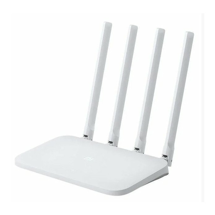 Xiaomi WiFi Router 4С wireless router Fast Ethernet Single-band (2.4 GHz) White