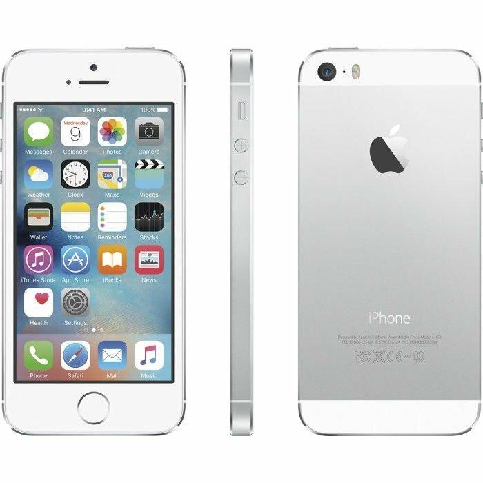 Apple iPhone 5s 16GB Single SIM 4G 16GB Gold Refurbished