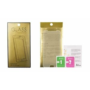 Tempered Glass Gold Aizsargstikls Samsung Galaxy S20 Plus