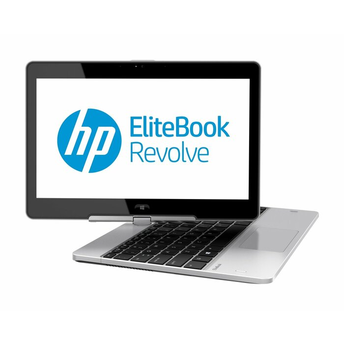 "HP EliteBook Revolve 810 G1 1.9GHz i5-3437U 8GB 240GB  11.6""  Touchscreen Silver Hybrid (2-in-1)"