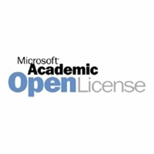 Microsoft Exchange Server 1 license(s) Multilingual