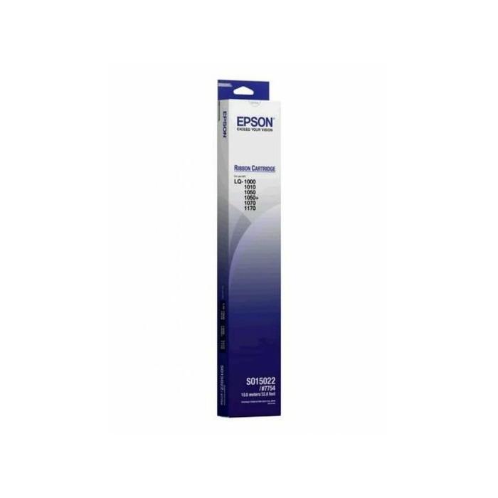 Epson ribbon for 4500, 5500, L-750; LQ1000/1010/1050/1070/1170/850/870 (7754) (C13S015022)