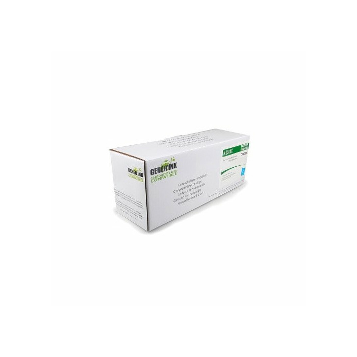 Tonera kasete GenerInk H.201XC Cyan M252/277 CF401X-C, 53gr,2300 pages