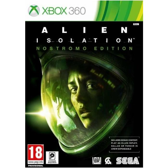 Xbox 360 Alien: Isolation