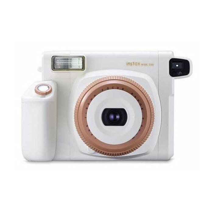 Fujifilm Instax Wide 300 62 x 99 mm Brown, White