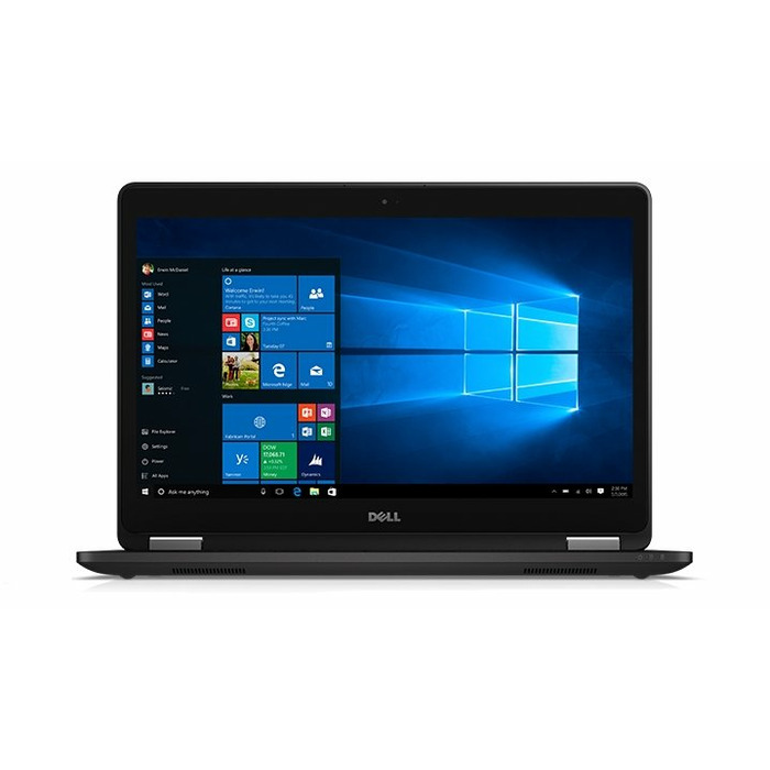 DELL Latitude E7470 Touch 14' QHD i5-6300U, 8GB RAM, 240GB SSD, Windows 10 Professional