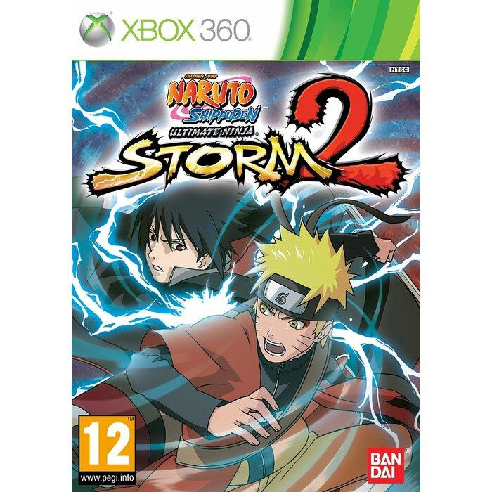 Xbox 360 Naruto Shippuden: Ultimate Ninja Storm 2