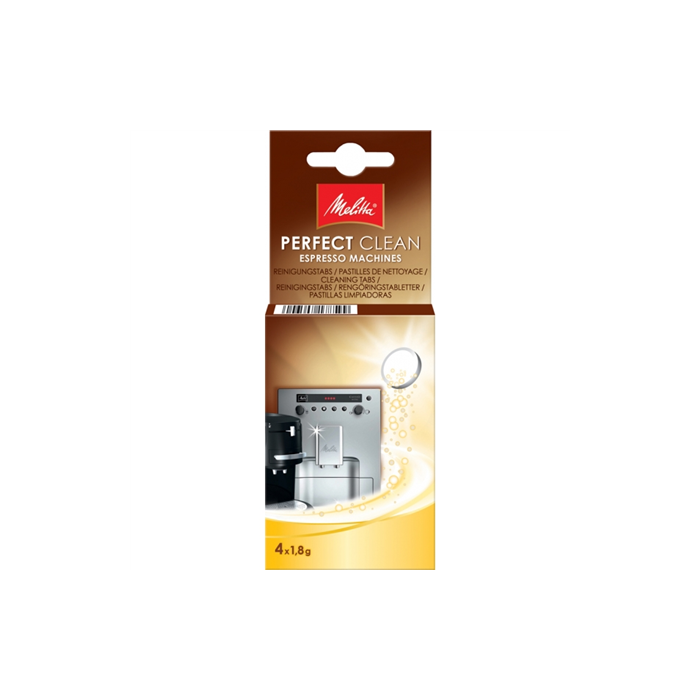 Melitta Cleaning tablets  2210371 for Coffee Mashines